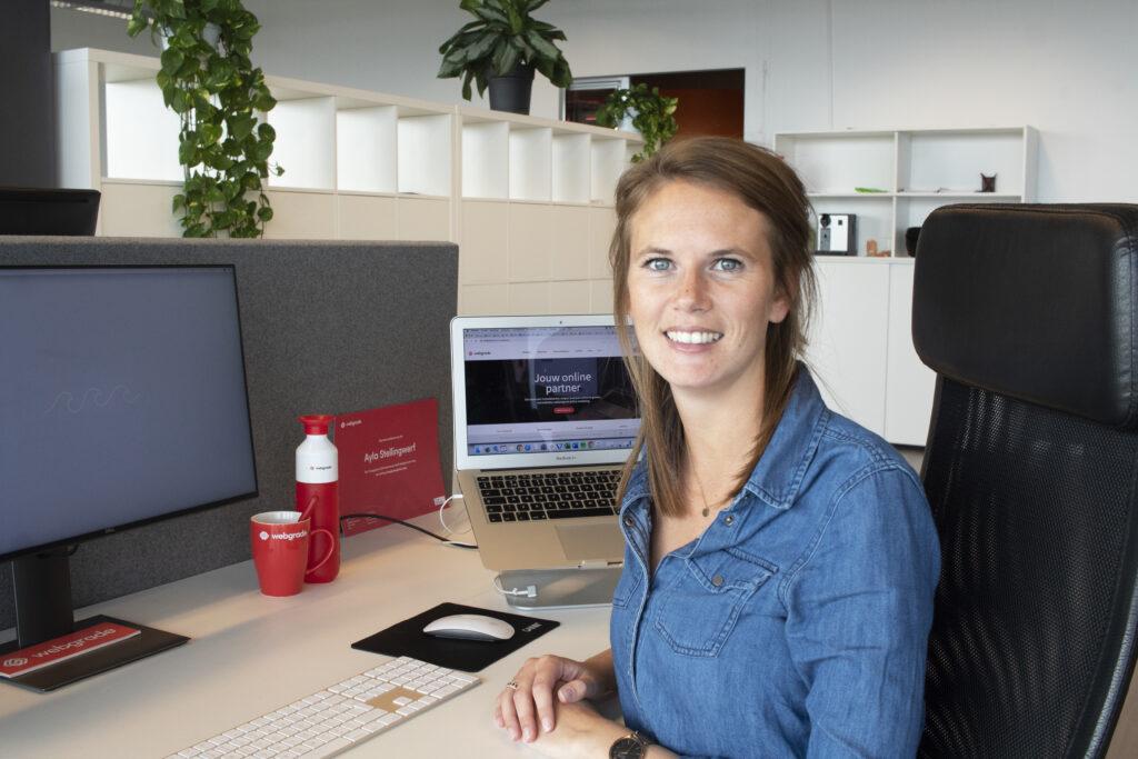Ayla Stellingwerf